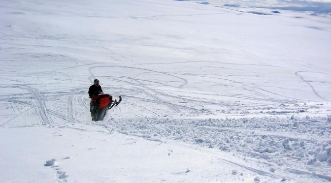 Hyra snöskoter i Funäsdalen och Funäsfjällen