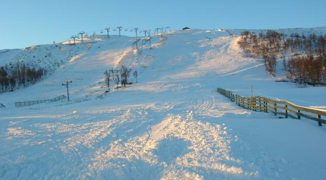 Skidor och skidåkning i Funäs